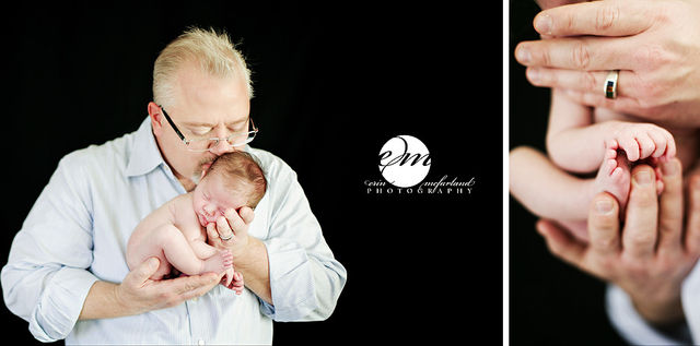 Daddy and rose